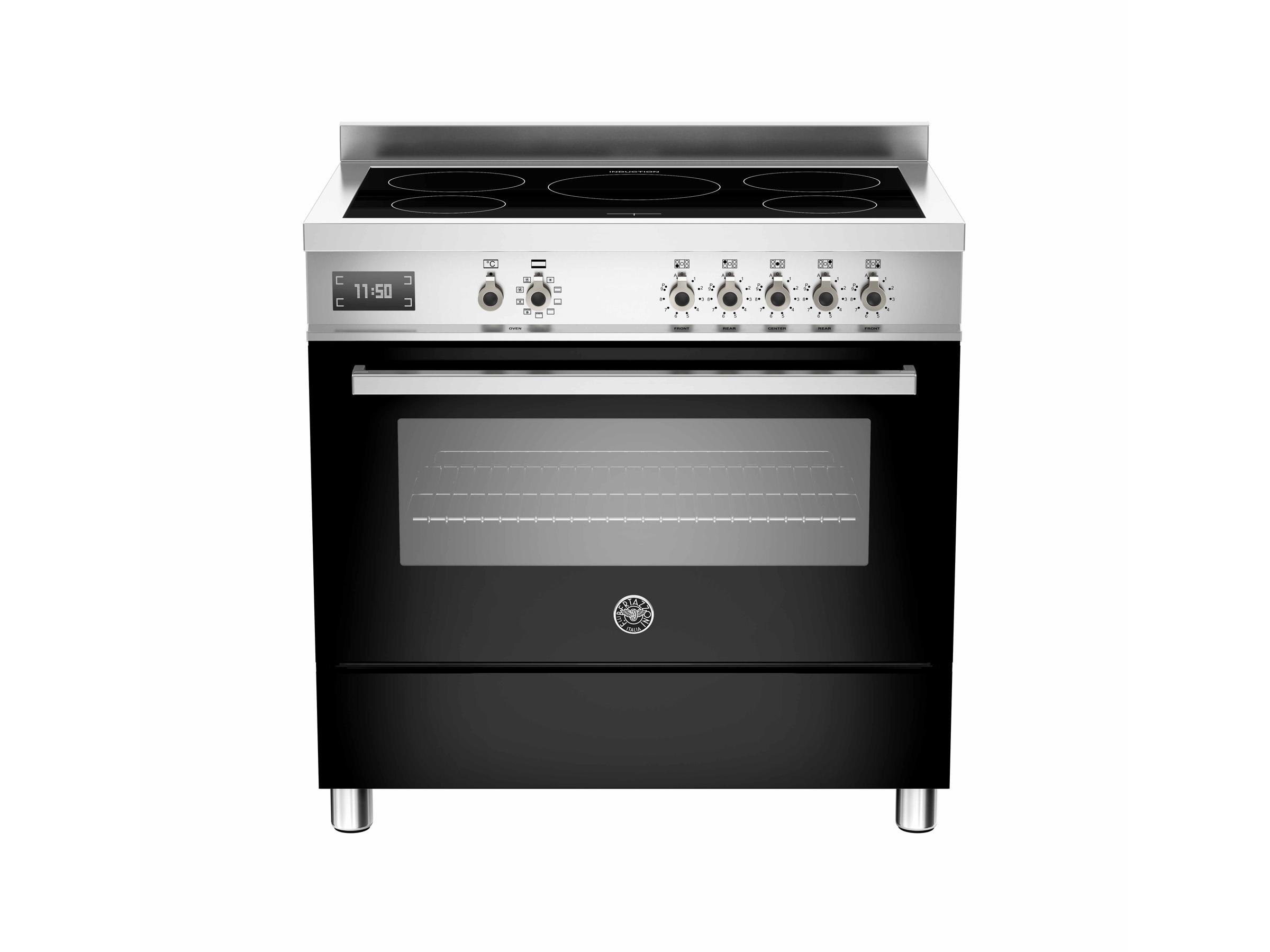 100 cm 6 bruciatori, forno elettrico triplo | Bertazzoni
